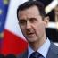 Assad vows to retake all of Syria, keep fighting terrorism: AFP
