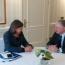 Налбандян в Мюнхене обсудил карабахский процесс с помощником госсекретаря США Нуланд