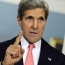 Russia sanctions stay in force until Ukraine deal implemented: Kerry