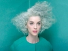 "Grammy winner St Vincent covers Rolling Stone's ""Emotional Rescue"""