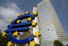 ECB chief seeks to calm fears after sharp fall in banking share prices