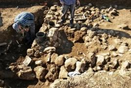 Israel unearths 7,000-year-old settlement in Jerusalem