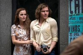 "Emma Watson trapped in dangerous cult in ""Colonia"" trailer"