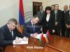 Armenia, Belarus sign deal on atomic energy cooperation