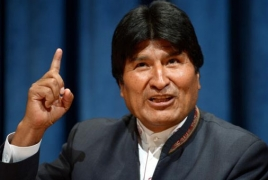 Bolivian President loses referendum to stand for 4th term