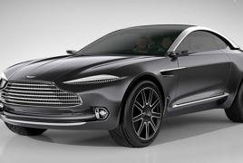 Luxury carmaker Aston Martin announces new factory in Wales