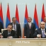 Ruling Republican, ARF parties sign agreement on political cooperation