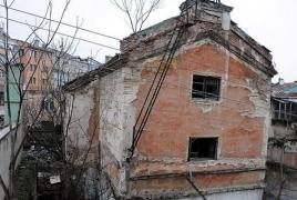 18th century Armenian church put up for sale in Turkey