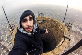 Руфинг в Армении. Взобраться на крышу, сфотографировать, почувствовать свободу