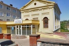 Istanbul Armenian church turned into reception hall