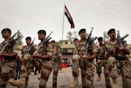 Iraq launches new push to retake key area north of Baghdad