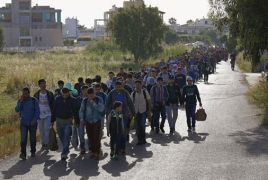 UNHCR: migrant build-up risks creating humanitarian disaster