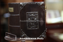 Putin, Sargsyan to unveil exclusive Armenian exhibit in Moscow