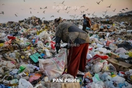 Armenia secures €24 mln loan to build garbage dump near Yerevan
