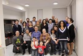 Армянские организации Санкт-Петербурга и Хельсинки установили сотрудничество