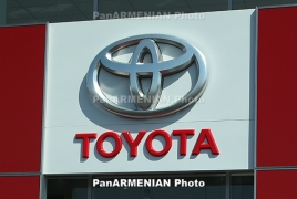 Toyota nabs entire staff of autonomous vehicle company