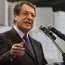 Cypriot President warns he won't lift veto on Turkey's EU talks