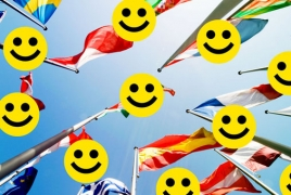 Denmark ranked as world's happiest country