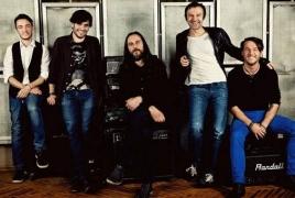 1 июня в Ереване состоится концерт украинской рок-группы «Океан Эльзы»