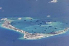 U.S. reports new Chinese activity around S. China Sea shoal: Reuters