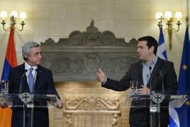 "Turkey slams Armenia, Greece, over ""joint hostility"" in Genocide remarks"