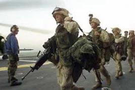 На российской военной базе ЮВО в Армении проходят  тактические учения