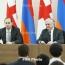 Встреча глав МИД Армении и Грузии: Поддержка Тбилиси усилиям Минской группы важна для Армении