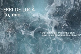 "Erri De Luca's Italian bestseller ""Tu, mio"" to get film treatment"