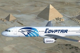 EgyptAir domestic flight hijacked, lands in Cyprus