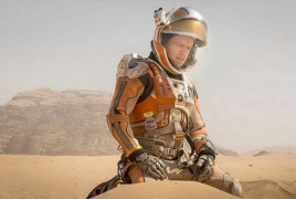 "Extended version of ""The Martian"" arriving ""very soon"""