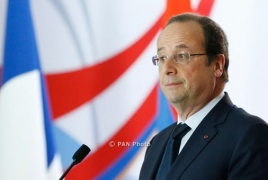 Hollande says extra 3,000 people hired for Euro 2016 security