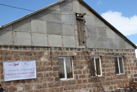 Socially vulnerable families benefit from VivaCell-MTS' housing project