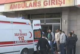 На юго-востоке Турции взорвалась бомба: Погибли двое детей