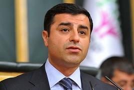 В Турции лидера прокурдской партии хотят лишить депутатской неприкосновенности