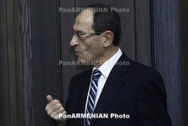 Шаварш Кочарян – о давлении на Баку, несостоявшейся встрече Саргсян-Алиев и признании независимости НКР