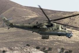 По всей линии соприкосновения ВС НКР и Азербайджана идут бои: ПВО Арцаха сбили азербайджанский вертолет