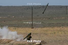 Армия обороны НКР: Сбит еще один азербайджанский вертолет, уничтожено 3 танка и 2 беспилотника (Фотография)