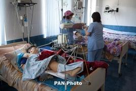 Азербайджан обстрелял «Градом» школу в Карабахе: Врачи борются за жизни раненых детей
