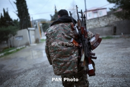 Karabakh parties agree on bilateral ceasefire starting Apr 5 midday