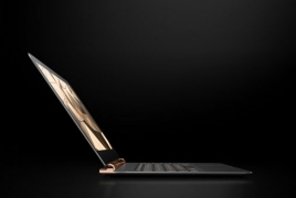 """HP rolls out """"world's thinnest"""" Spectre 13.3 laptop"""