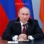 Putin holds phone talks with Armenian, Azerbaijani Presidents