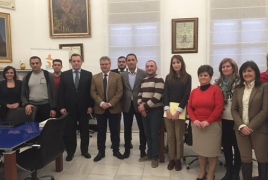 Two Spanish municipalities recognize Armenian Genocide