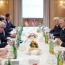 ՀՀ նախագահը՝ Գերմանիայի ԱԳ նախարարին. Ակնկալում ենք  ԼՂ-ում  խաղաղությանն ուղղված գործնական քայլեր