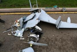 Karabakh army downs 13th Azerbaijani drone