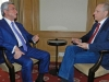 President: Armenia doesn't mind peacekeepers' deployment in Artsakh