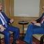 President: Armenia doesn't mind peacekeepers' deployment in Artsakh