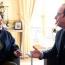 Шарль Азнавур обсудил ситуацию в Карабахе с президентом Франции