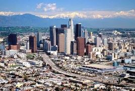Армянская община проведет в Лос-Анджелесе акцию во имя мира в Арцахе