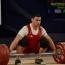 Armenian weightlifter wins bronze at European Championships