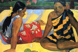Denmark-hosted exhibit adds new layers to the story of Paul Gauguin